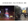 Pano quảng cáo tại 215 Thanh Nhàn, Hai Bà Trưng, Hà Nội