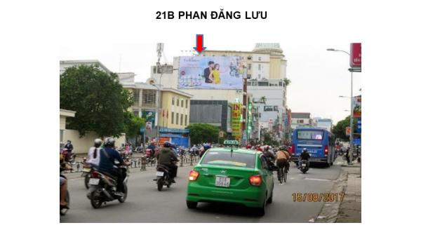 Pano quảng cáo tại 21B Phan Đăng Lưu, Bình Thạnh, TPHCM