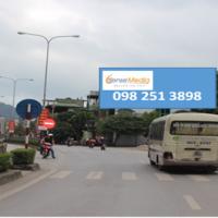 Pano quảng cáo tại 257 Nguyễn Văn Cừ, TP.Hạ Long, Quảng Ninh
