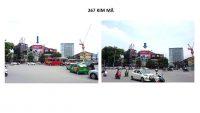 Pano quảng cáo tại 267 Kim Mã, Quận Ba Đình, Hà Nội