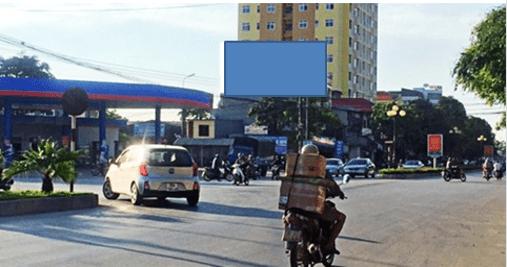 Pano quảng cáo tại số 300 Đường Bà Triệu, TP.Thanh Hóa