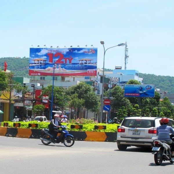 Pano quảng cáo tại 338 Lê Hồng Phong, TP.Vũng Tàu