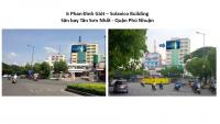 Pano quảng cáo tại số 6 Phan Đình Giót, Quận Phú Nhuận, TPHCM
