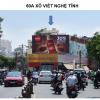 Pano quảng cáo tại 60A Xô Viết Nghệ Tĩnh, Bình Thạnh, TPHCM