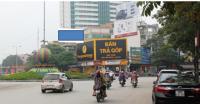 Pano quảng cáo tại số 779 Bà Triệu, TP.Thanh Hóa