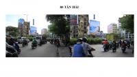 Pano quảng cáo tại 80 Tân Hải, Quận Tân Bình, TPHCM