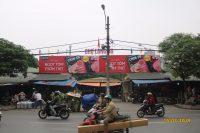 Biển chợ Láng Hạ, quận Đống Đa, Hà Nội