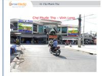 Biển quảng cáo Chợ Phước Thọ, Vĩnh Long