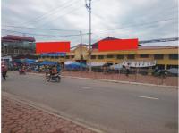 Biển quảng cáo tại chợ TT Kép H.Lạng Giang, Bắc Giang