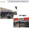 Biển quảng cáo tại Chợ Vĩnh Yên, Vĩnh Phúc