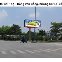 Billboard tại Giao lộ Mai Chí Thọ – Đồng Văn Cống, Quận 2, TPHCM