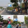 Billboard tại Mũi tàu Lê Văn Lương - Nguyễn Hữu Thọ, Quận 7, TPHCM