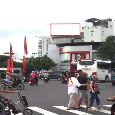 Pano quảng cáo tại Ngã sáu TP.Nha Trang, Khánh Hòa