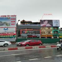 Pano quảng cáo tại Ngã tư Loong Toòng, TP.Hạ Long, Quảng Ninh