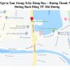 Pano quảng cáo tại Ngã tư Tam Giang, TP.Hải Dương