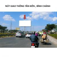 Billboard tại Nút giao thông Tân Kiên, Quận Bình Chánh, TPHCM