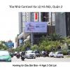 Billboard quảng cáo tại Tòa nhà Cantavil Xa lộ Hà Nội, Quận 2, TPHCM