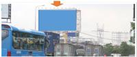 Pano quảng cáo tại Vòng xoay An Lạc, Bình Tân, TPHCM