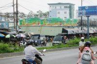 Biển quảng cáo Chợ Hưng Lợi, Cần Thơ