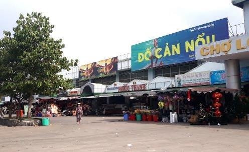 Biển quảng cáo Chợ Long Thành, Đồng Nai