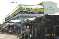 Biển quảng cáo Chợ Mỹ Sương, Đồng Tháp