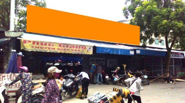 Biển chợ Ninh Hiệp, Gia Lâm, Hà Nội