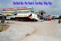 Biển quảng cáo Chợ Phú Thành, Đồng Tháp