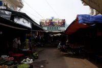 Biển quảng cáo tại Chợ Suối Cát, Đồng Nai