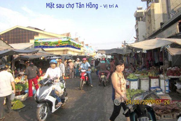 Biển chợ Tân Hồng, Đồng Tháp