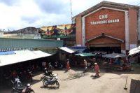 Quảng cáo biển Chợ Tân Phước Khánh, Bình Dương