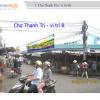 Biển quảng cáo tại Chợ Thanh Trị, Tiền Giang