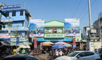 Biển quảng cáo tại Chợ Vườn Chuối, Quận 3, TPHCM