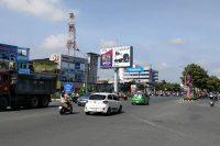 Biilboard mũi tàu Nguyễn Ái Quốc, Quốc lộ 15, Biên Hoà, Đồng Nai