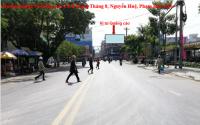Pano tại ngã 4 đường 30/ 4 - Nguyễn Huệ, Cao Lãnh, Đồng Tháp