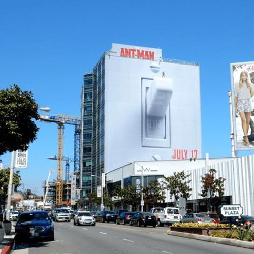 Top 10++ mẫu pano quảng cáo ốp tường đẹp trên thế giới