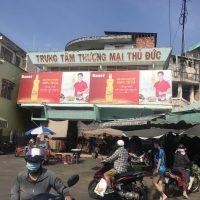 Biển quảng cáo tại TTTM Thủ Đức, Quận Thủ Đức, TPHCM