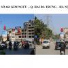 Pano quảng cáo tại 661 Kim Ngưu, Hà Nội
