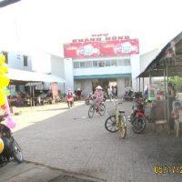 Biển quảng cáo Chợ Khánh Hùng, Sóc Trăng