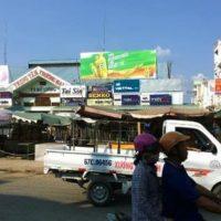 Biển quảng cáo Chợ Mỹ Luông, An Giang