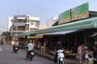 Biển quảng cáo Chợ Mỹ Quý, An Giang