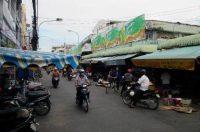 Biển quảng cáo Chợ Trung tâm TP Sóc Trăng