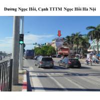 Pano ở đường Ngọc Hồi, Cạnh TTTM Ngọc Hồi, Hà Nội