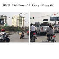 Billboard ở HM02 Linh Đàm, Giải Phóng, Hoàng Mai, Hà Nội