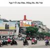 Pano quảng cáo tại Ngã 5 Ô Chợ Dừa, Đống Đa, Hà Nội