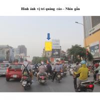 Pano quảng cáo tại Tây Sơn - Thái Thịnh, Đống Đa, Hà Nội