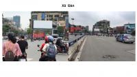 Pano tại Xã Đàn – Nguyễn Lương Bằng – Ô Chợ Dừa, Hà Nội