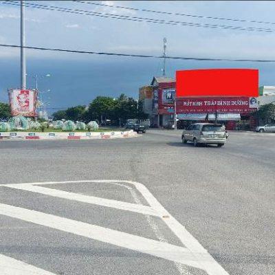 Quảng cáo pano ở 01 Phạm Như Xương, Điện Bàn, Quảng Nam