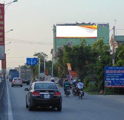 Pano quảng cáo Ngã 4 Kiện Khê, Quốc lộ 1 A, Phủ Lý, Hà Nam
