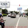 Billboard quảng cáo ở QL 13 Thuận An, Bình Dương