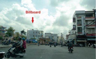 Pano quảng cáo tại 154C Nguyễn Đình Chiểu, Phường 2, Bến Tre